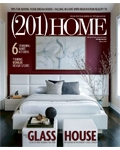 "Fall 2018 HOME Magazine ""White Hot Kitchens"" Tenafly Kitchen"